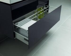 system pojemnych szuflad
