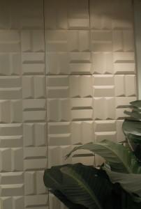 ściana 3D