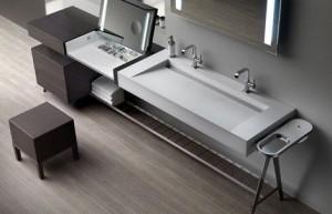 Toaletka nowoczesna