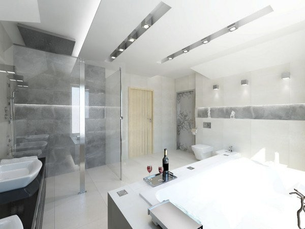Oświetlenie Halogenowe Porady I Inspiracje łazienki W Domu