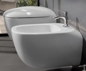 """WC i Bidet """"Citterio"""""""