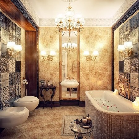 Dodatki W Stylu Retro Porady I Inspiracje łazienki W Domu