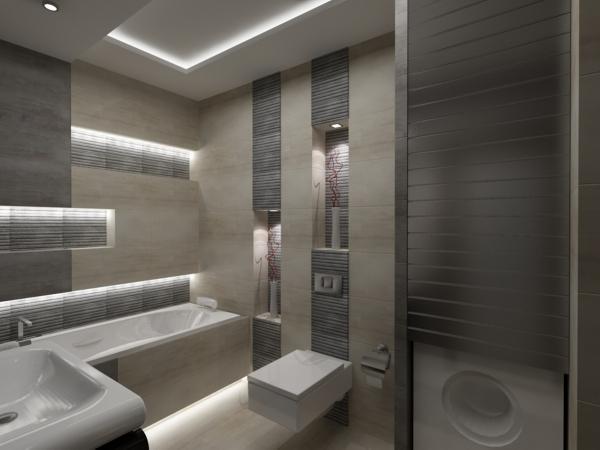 Lampy Led Do łazienki Porady I Inspiracje łazienki W Domu
