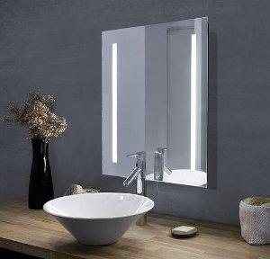 Podświetlane Lustra łazienkowe Porady I Inspiracje