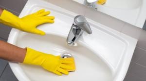Dezynfekcja sprzętu sanitarnego