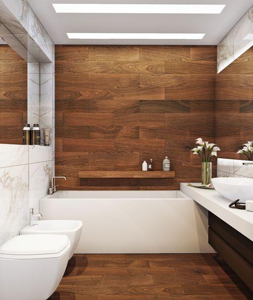 łazienka W Drewnie Jak O Nią Dbać Porady I Inspiracje