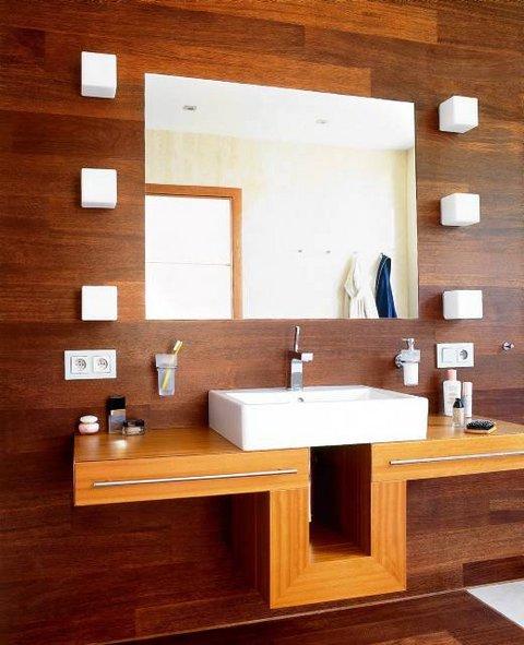 Łazienka w drewnie – jak o nią dbać?