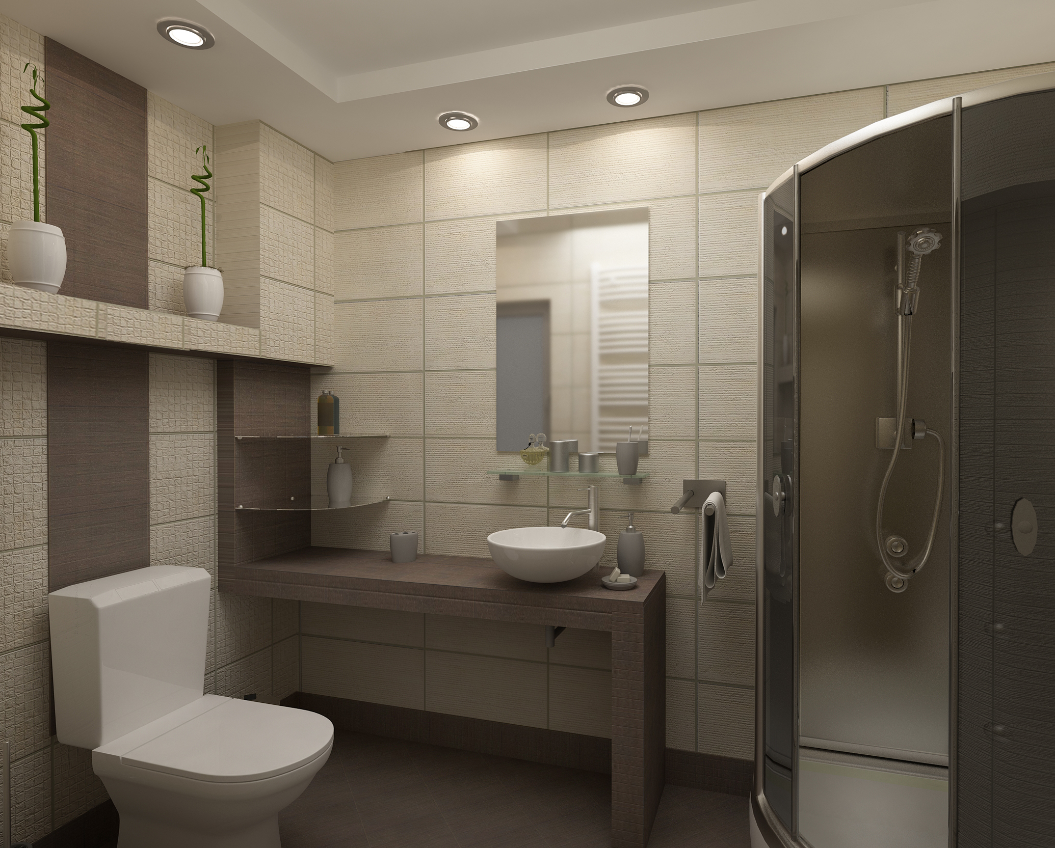 Najważniejsze cechy łazienki idealnej