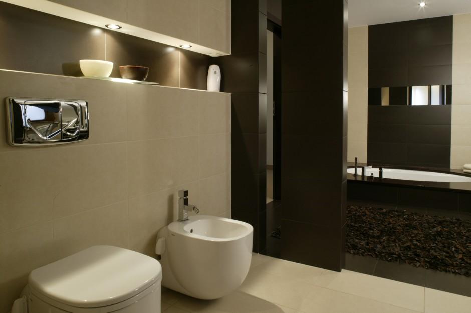 higieniczna łazienka