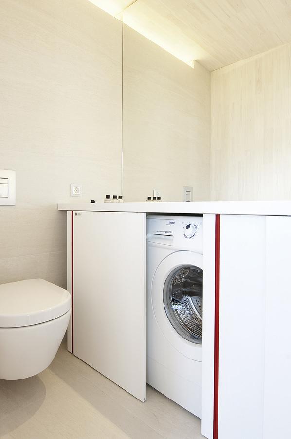 Pralka W Małej łazience Porady I Inspiracje łazienki W Domu