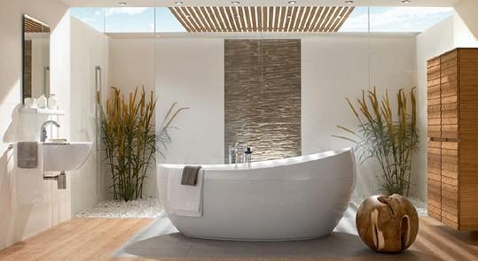 łazienka egzotyczna