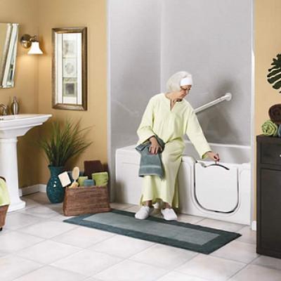 łazienka dla seniora