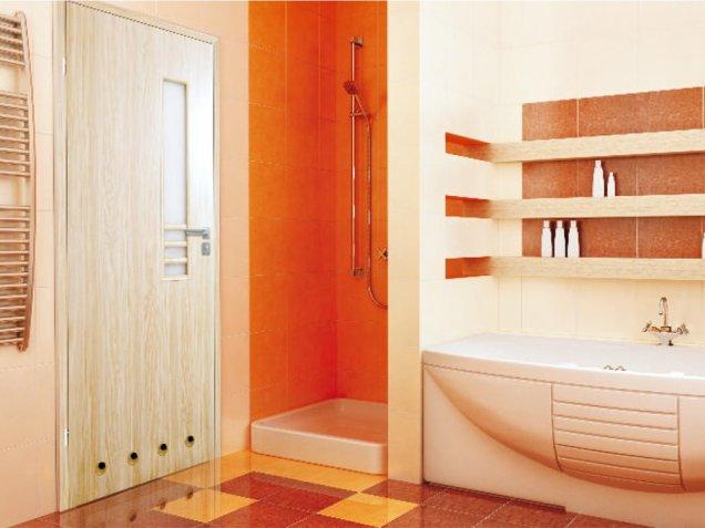 Rodzaje Drzwi łazienkowych Porady I Inspiracje łazienki W Domu