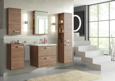 Przegląd najlepszych mebli łazienkowych