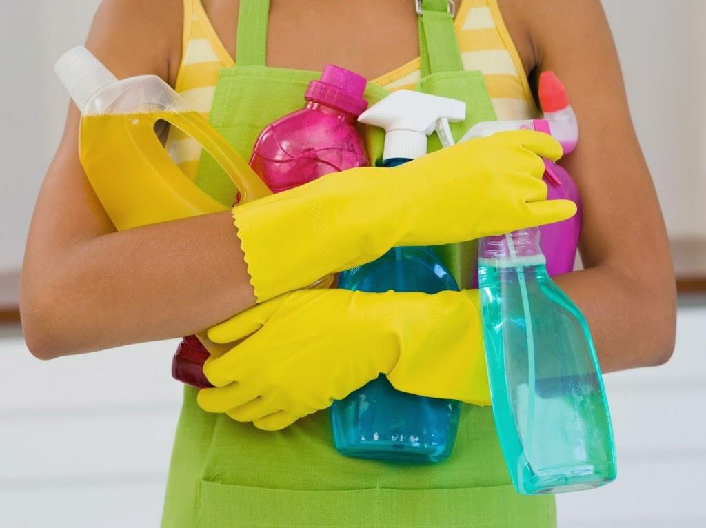 Niezbędne środki Czystości W Każdej łazience Porady I