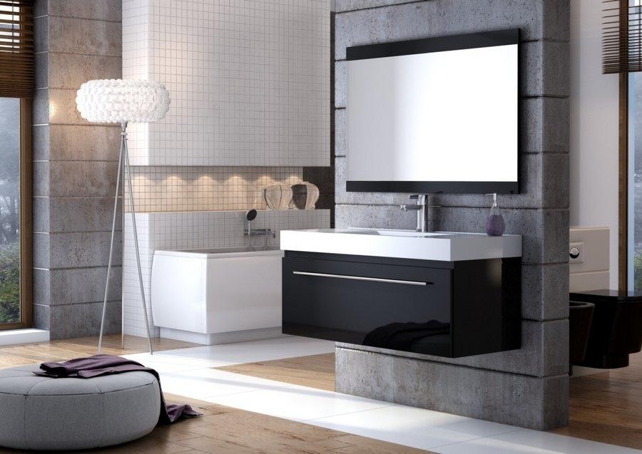 Najpiękniejsze Lustra łazienkowe Porady I Inspiracje