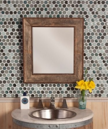 Najpiękniejsze lustra łazienkowe
