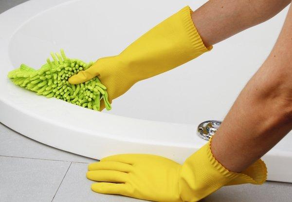 czyszczenie wanny