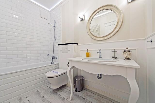 Paryż W Twojej łazience Porady I Inspiracje łazienki W Domu