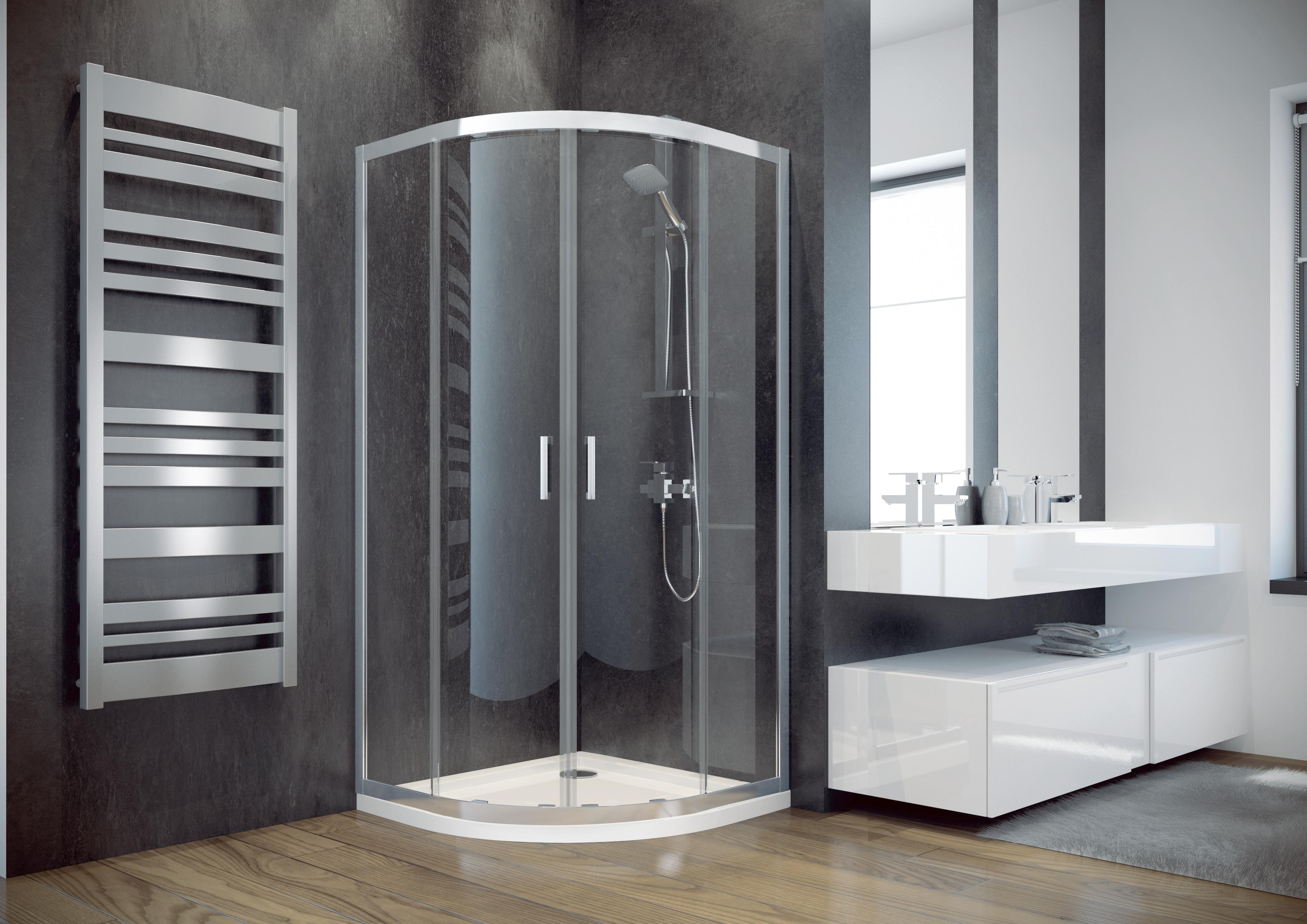 Rodzaje kabin prysznicowych do łazienki