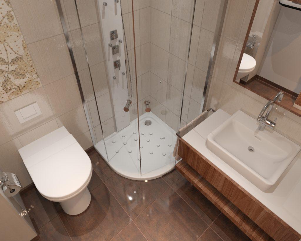 łazienka W Małym Mieszkaniu Porady I Inspiracje łazienki W