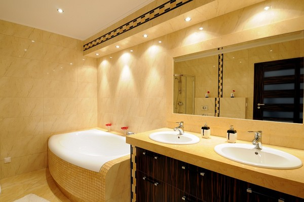 Wybór Oświetlenia Do łazienki Porady I Inspiracje łazienki