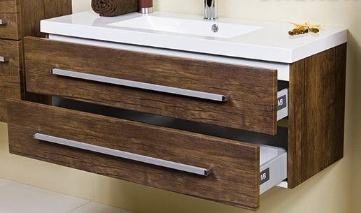 Szafka łazienkowa pod umywalkę – jak ją dobrać?