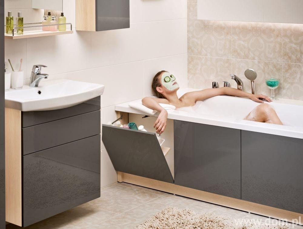 Szafki Podwieszane Porady I Inspiracje łazienki W Domu