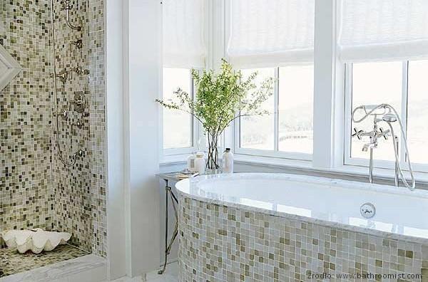 Mozaika w łazience – jak ją wykorzystać?