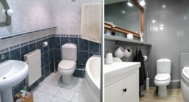 Jak Tanio Odnowić łazienkę Porady I Inspiracje łazienki W Domu