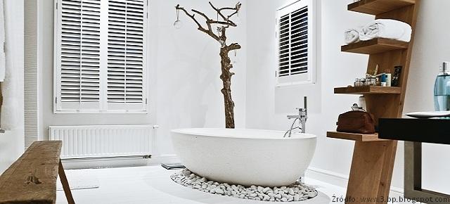 łazienka w stylu duńskim