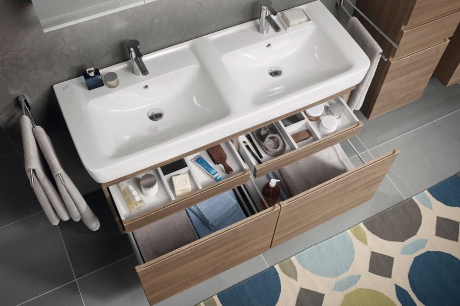 Jak zachować porządek w małej łazience?