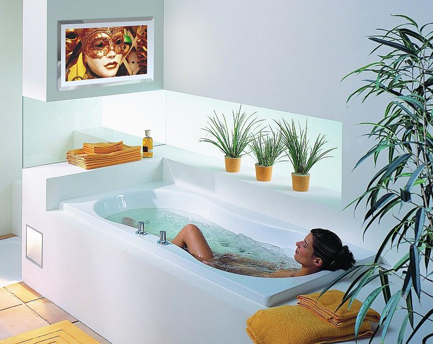 telewizor do łazienki