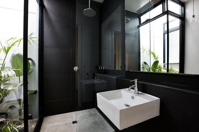 Czarna łazienka – tylko dla odważnych