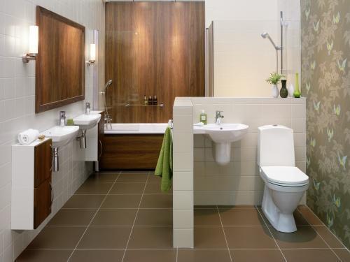 Toaleta i łazienka – razem czy osobno?