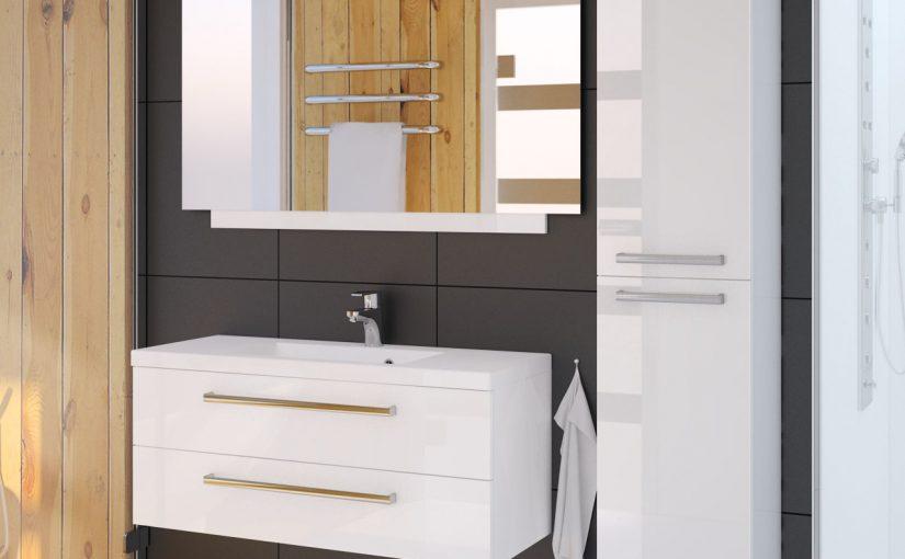 Meble łazienkowe – podwieszane czy stojące?