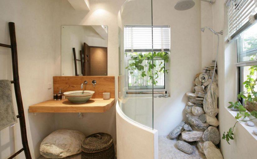 Łazienka w stylu eko – jak ją urządzić?