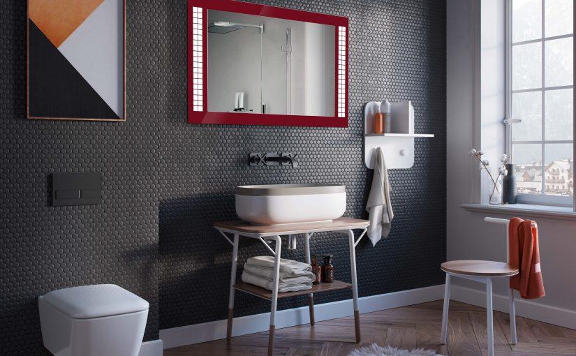 Najpiękniejsze lustra do Twojej łazienki