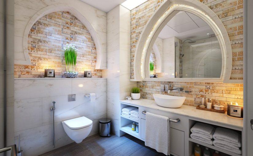 Modne lustra łazienkowe – najciekawsze aranżacje