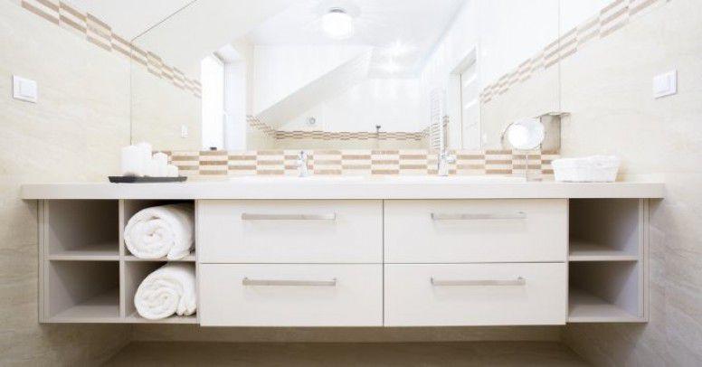 Jak dbać o meble łazienkowe?