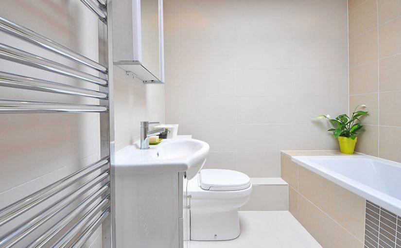 łazienka w mieszkaniu do wynajęcia